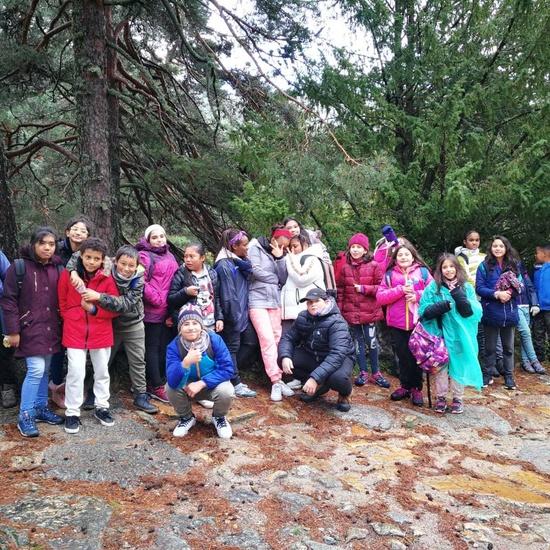 Excursión de tres días a Cercedilla 5º y 6º 4