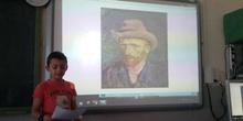 Alex y Van Gogh