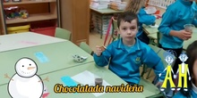 CHOCOLATADA PROFE LUIS