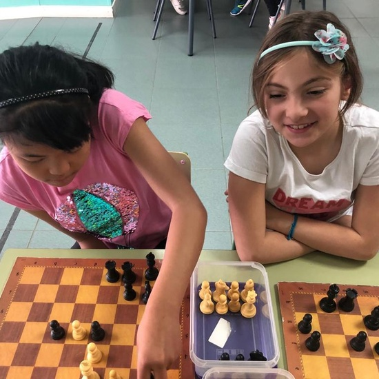 Encuentro de ajedrez 3