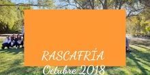 Duatlón y Orientación en Rascafría 3º ESO, curso 2018-19