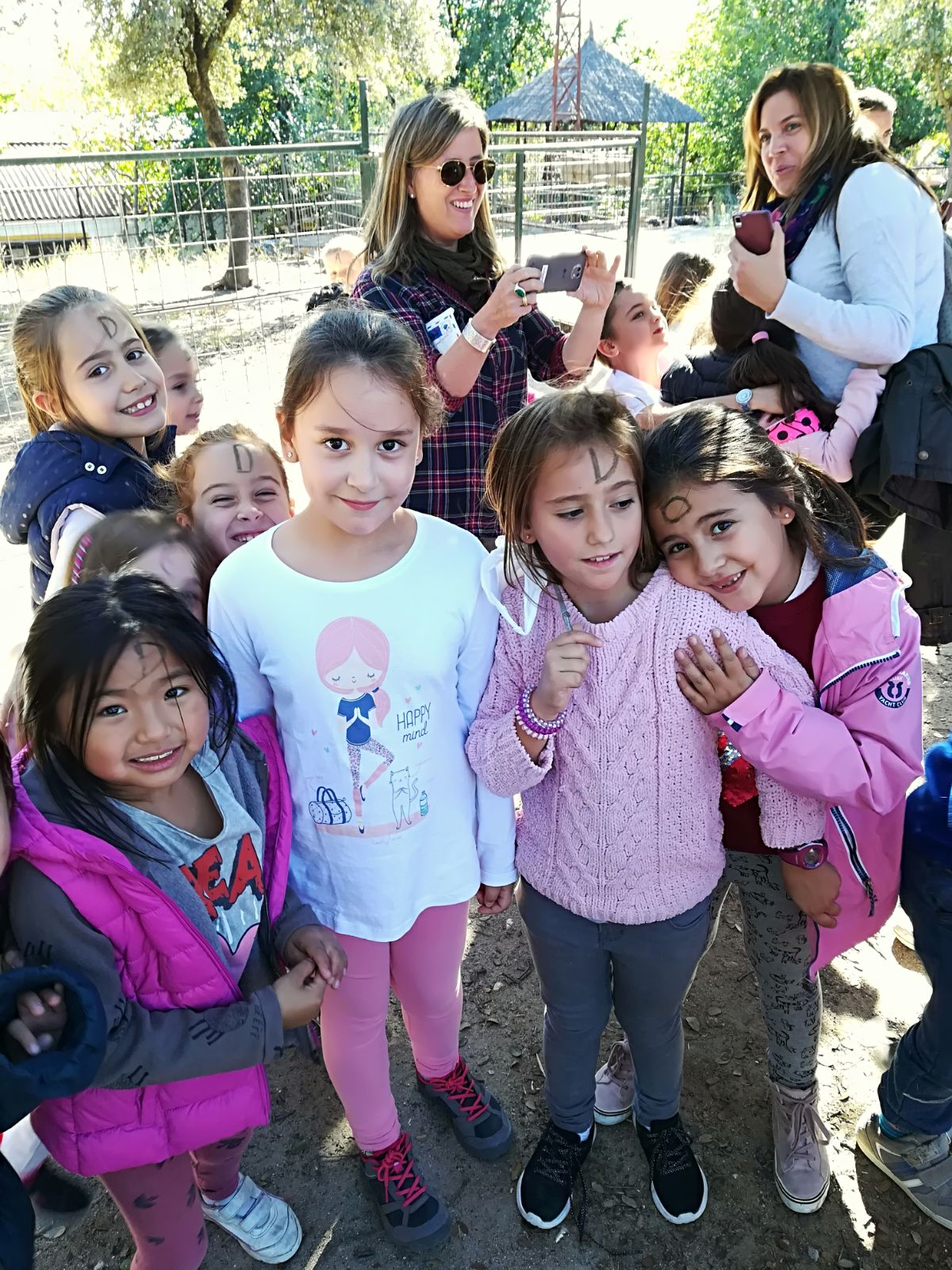 Granja Escuela 1º y 2º EP 2017-18 32