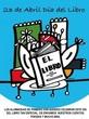 Los alumnos de 1º de Primaria celebran el Día del Libro en el CEIPSO María Moliner