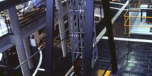 Péndulo balístico, Museo de la Minería y de la Industria, El Ent