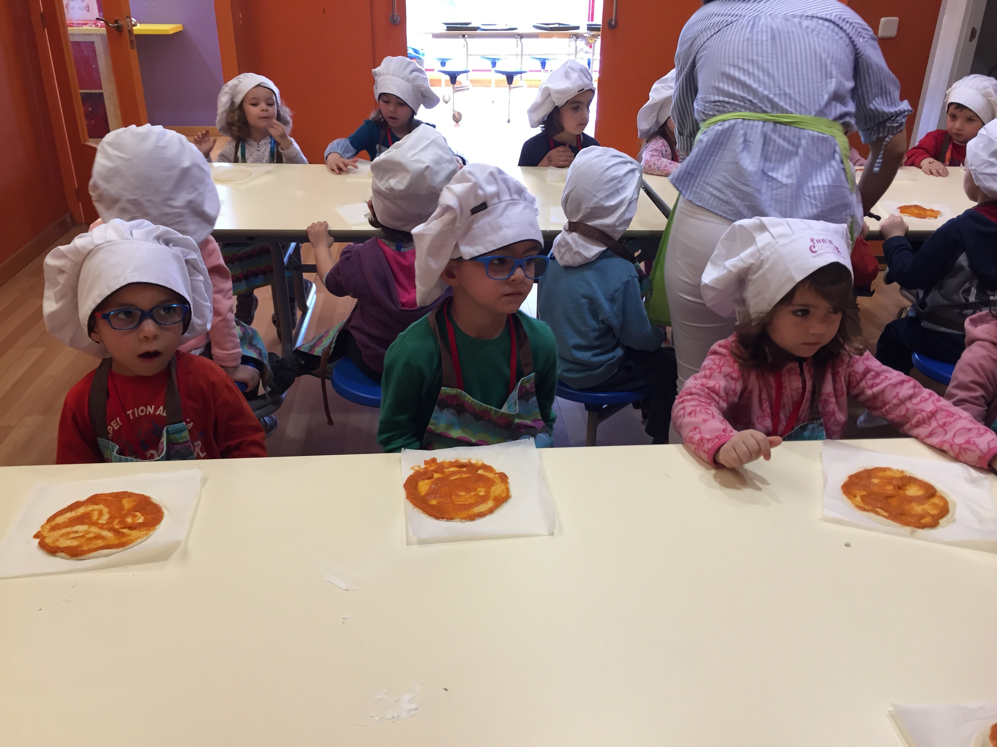 Excursión Escuela de cocina 7