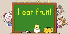 I LIKE FRUIT SONG