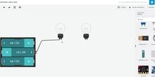 Electricidad con Tinkercad circuits