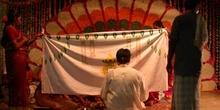 Ceremonia de una boda hindú