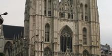 Catedral de San Miguel y Gúdula, Bruselas, Bélgica