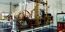 Máquina de vapor de Watt, Museo de la Minería y de la Industria,