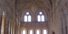 Refectorio, Monasterio de Santa María de Huerta, Soria, Castilla