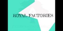 PRIMARIA 5º - ROYAL FACTORIES - SOCIAL SCIENCE - EVA, JUAN, IRENE
