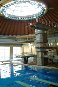 Piscina Centro Mundial Madrid 86, Madrid