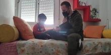 """Lectura compartida Luis Azabal  """"El Grúfalo"""""""