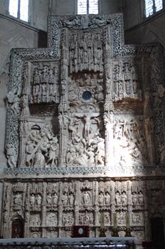 Retablo Mayor, Catedral de Huesca