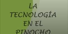 PUERTAS ABIERTAS. TECNOLOGÍAS. CEIP PINOCHO 2017/18