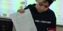 Expresión oral - Los textos expositivos (3º de primaria) 28
