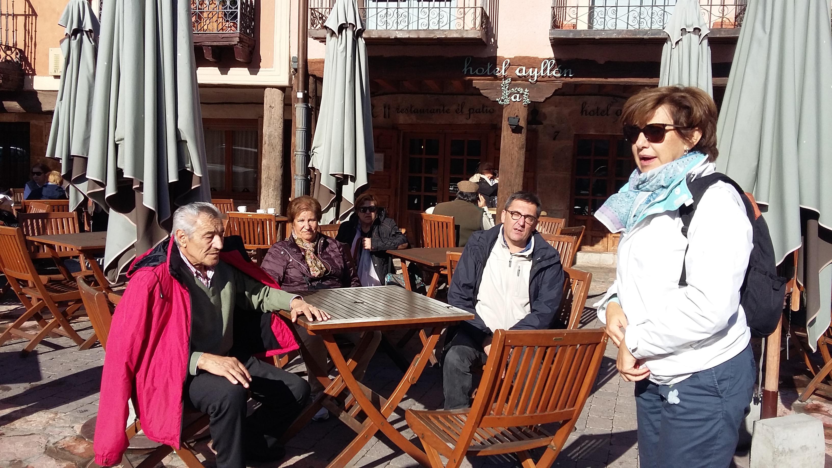 Fotos excursión Ayllón