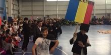 Carnaval 2018 - 1º ESO - Rumanía - Vampiros