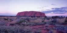 Monolito Uluru, Parque nacional Uluru-Kata Tjuta