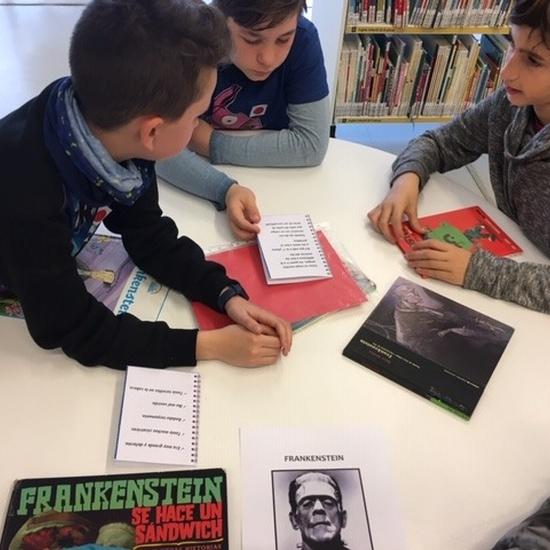 Visita Biblioteca