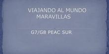 RESUMEN PEAC SUR 2014-2015 MUNDO MARAVI