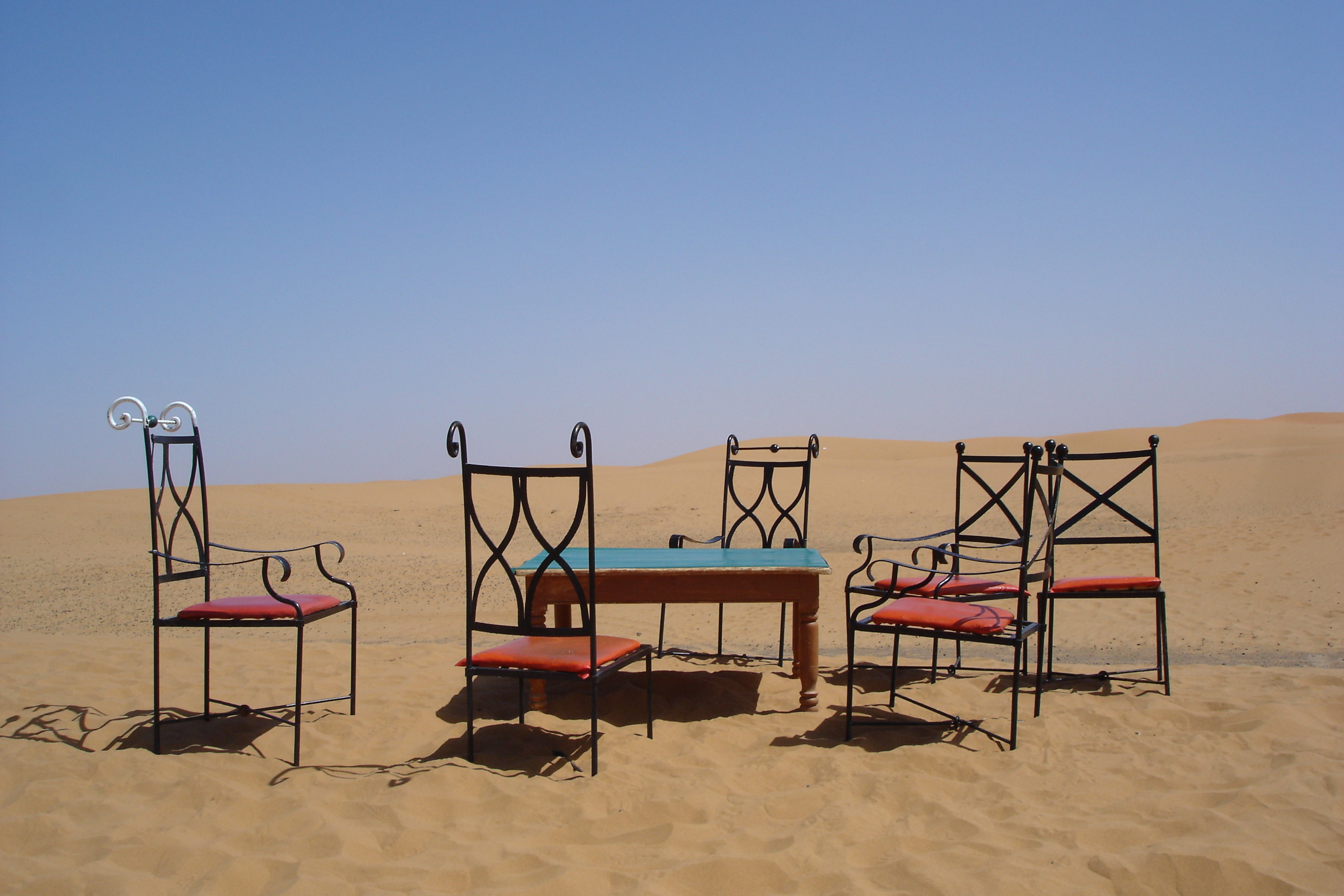 Salón del Sahara