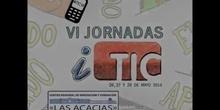Experiencias del uso de las TIC en Infantil y Primaria, VI Jornadas iTIC 2014