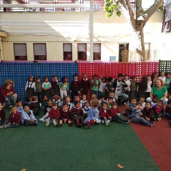 Teachers for future infantil 1