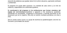 DINÁMICAS Y COMPROMISOS DE DE SELECCIÓN DE ALUMNOS AYUDANTES