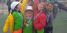 2018-04-09_Olimpiadas Escolares_CEIP FDLR_Las Rozas_Medallero 5