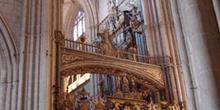 Rejería del coro, Catedral de Palencia, Castilla y León