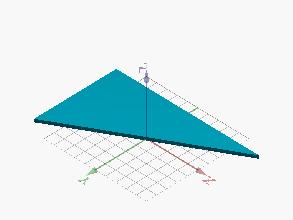 Triángulos constructivos (Montessori) original