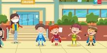 """VUELTA SEGURA. CEIP SEVERO OCHOA<span class=""""educational"""" title=""""Contenido educativo""""><span class=""""sr-av""""> - Contenido educativo</span></span>"""