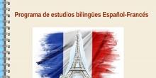 Estudios bilingües español-francés