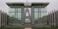 Monumento a la Paz, París, Francia