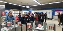 6º A visita Metrosur 2