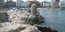 Puerto pesquero, L´Escala, Gerona