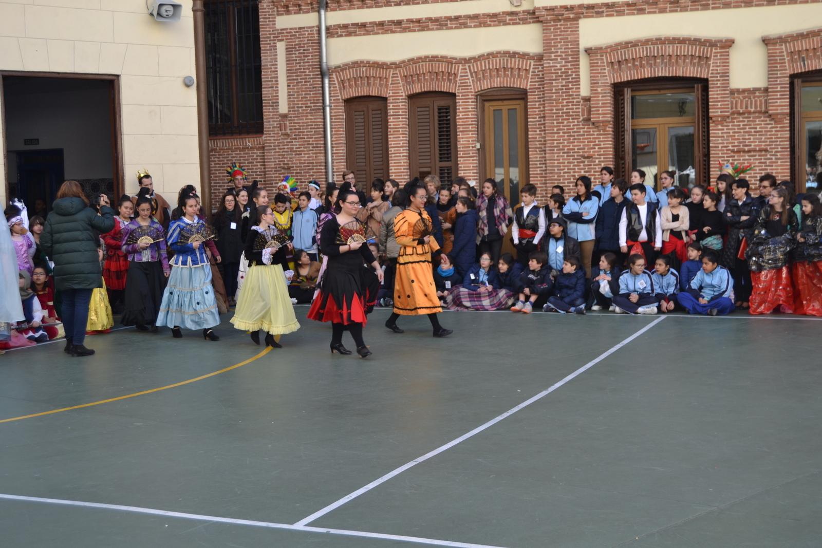 Jornadas Culturales y Depoortivas 2018 Bailes 2 29