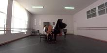 Dvorak Sinfonia Nuevo Mundo 1er mov por Pedro Casals y Maria Ramallo