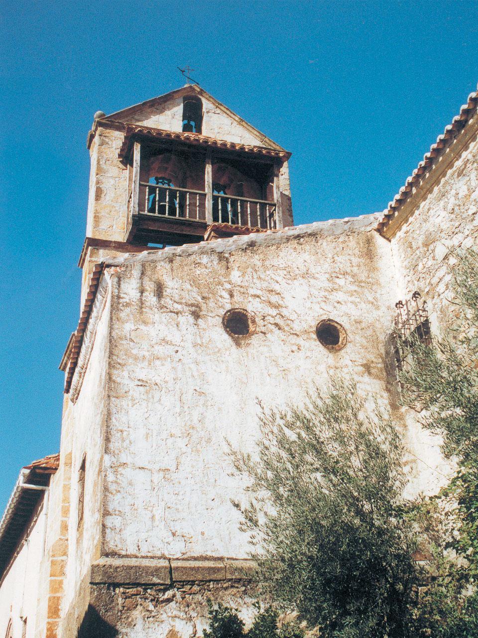 Iglesia en Montejo de la Sierra