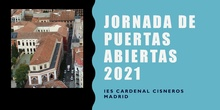 Presentación proyecto educativo IES Cardenal Cisneros
