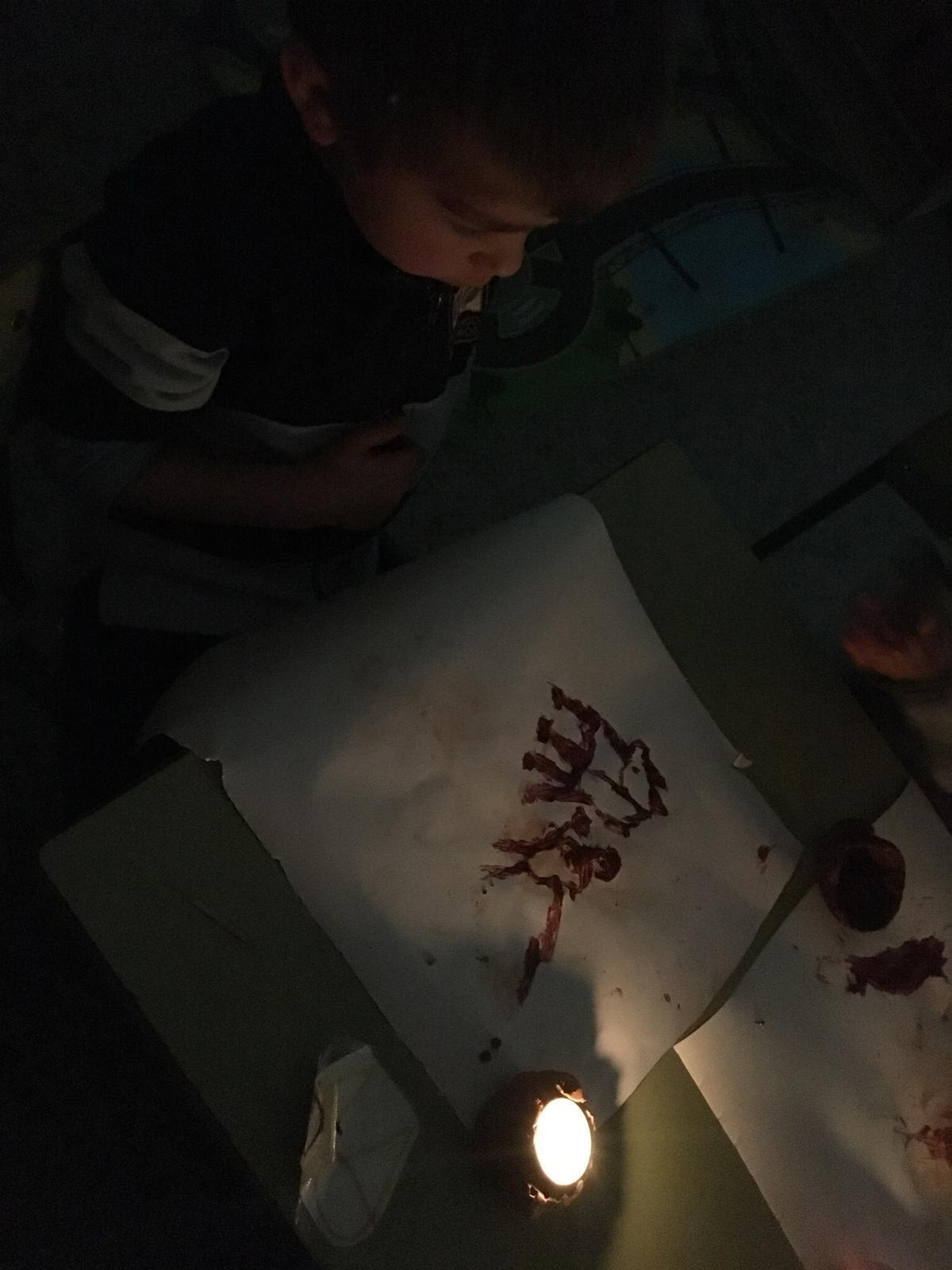 2019_03_15_Infantil 4B descubre la pintura rupestre_CEIP FDLR_Las Rozas 10