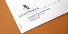 Documento de la Agencia Tributaria