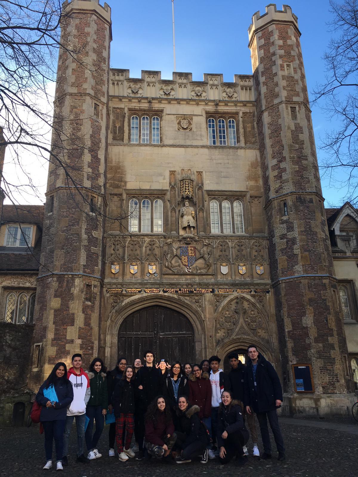 Viaje a Cambridge marzo 2019 2