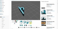Subir 3D a la Mediateca
