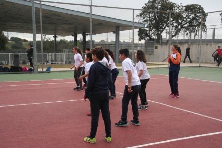 2017_03_28_Olimpiadas Escolares_Balón Prisionero_Fernando de los Rios 3