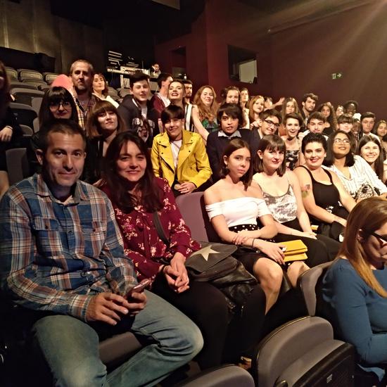 Grupo de Teatro - Ceremonia Premios Buero de Teatro Joven 2018 5