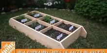Cómo crear un huerto en casa
