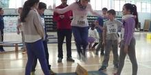 Jugando al atletismo. Curso 2016-17